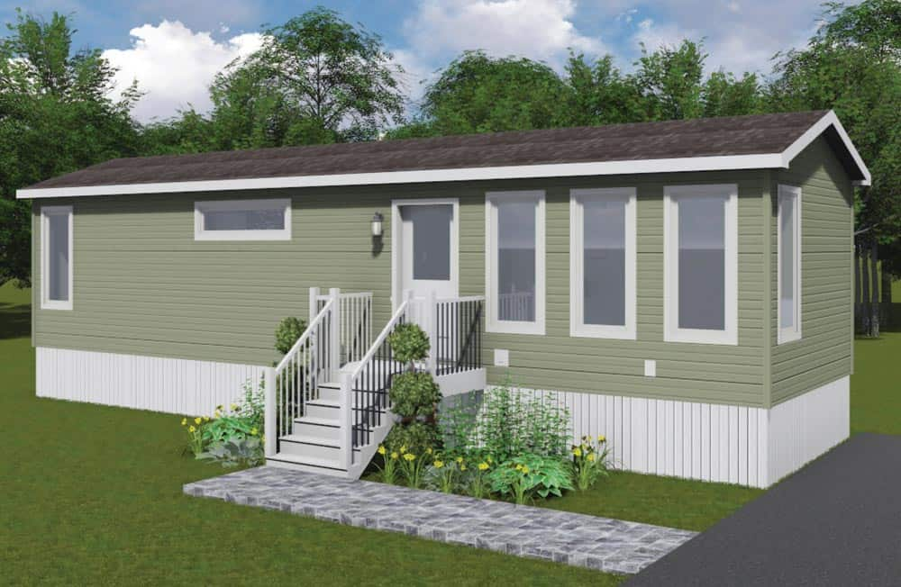 Havill's Mini Home Sales - Kent Manufactured Mobile Homes - Bedford